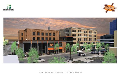Apartments Above Grand Rapids Brewery New Brewing To Open New Brewpub Microdistillery