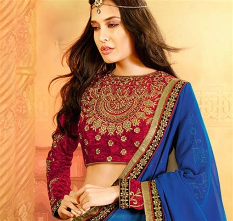 boat neck lehenga top 13 indian lehenga blouse design ideas sizzling glamour