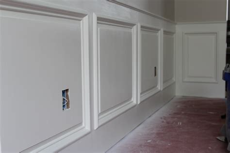 wainscoting from scratch our home from scratch