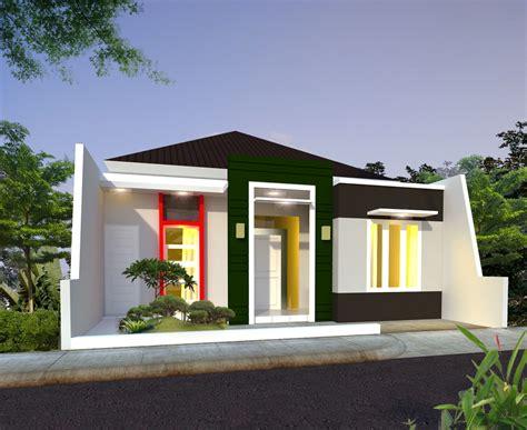 gambar rumah kecil sederhana tapi bagus cahaya rumahku