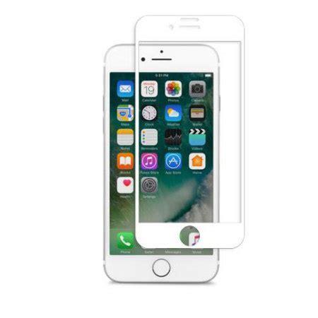 Moshi Ionglass For Iphone X Black 99mo096005 moshi ionglass iphone 7 glass screen protector white mobilezap australia