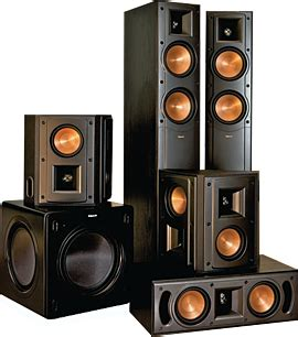 klipsch rc 52 ii center speaker home theater speakers and