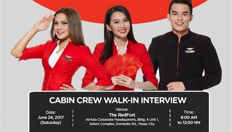 airasia walk in interview airasia philippines archives ifly global