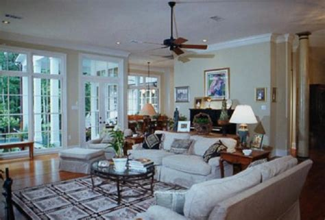 Colonial Home Interiors Louisiana Southern Colonial