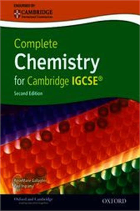 complete chemistry for cambridge 0198399146 complete chemistry for cambridge igcse ebook by paul ingram