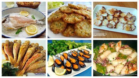 recetas cocina pescado recetas con pescado f 225 ciles cocina a buenas horas