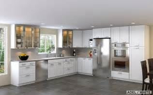 White Kitchen Cabinets Ikea how to take advantage of that space at your kitchen corners