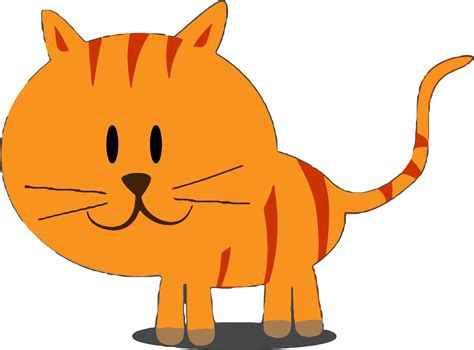 cat clipart happy cat clipart png clipartly