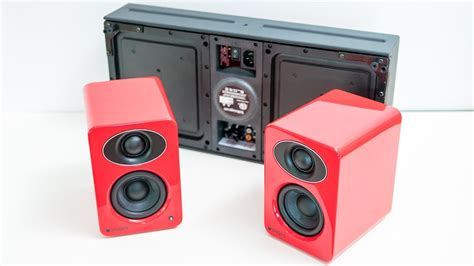 Substage100 Subwoofer From Soundmatters by Steljes Ns1 Soundmatters Substage 100 Sound Demo