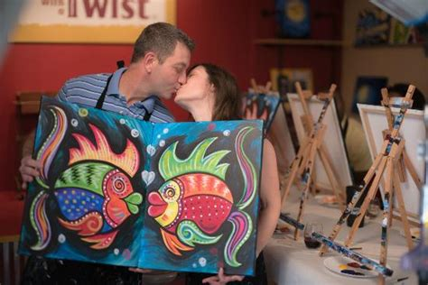 paint nite couples visit our cozy and charming studio today picture of