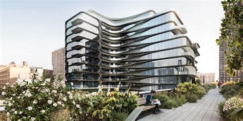 Apartment Buildings For Sale In New York Inside Zaha Hadid S New York Apartment Building