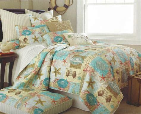 Channel islands coastal bedding set