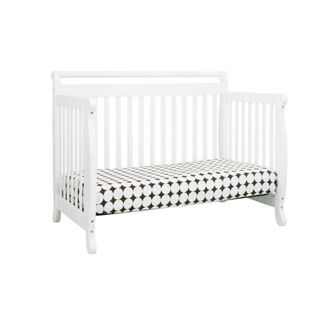 davinci emily crib mattress davinci emily 4 in 1 convertible crib in white with crib