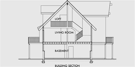 a frame house plans house plans with loft mountain house