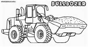 bulldozer coloring pages coloring pages to download and