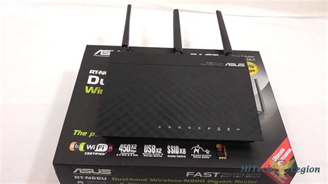 asus rt n66u dual band wireless n router overview benchmarks