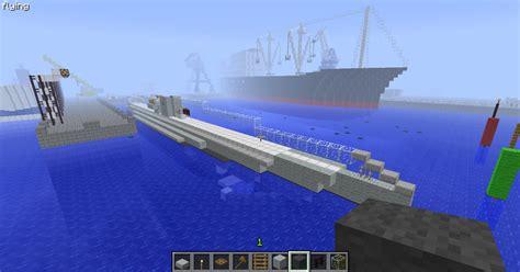 minecraft u boat map vii c u boot mit voller ausstattung minecraft project