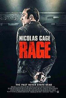 film nicolas cage en francais rage 2014 film wikipedia