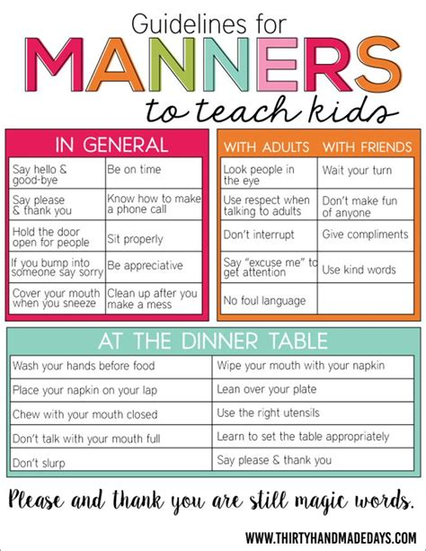 Table Manners by Best 25 Table Manners Ideas On Etiquette
