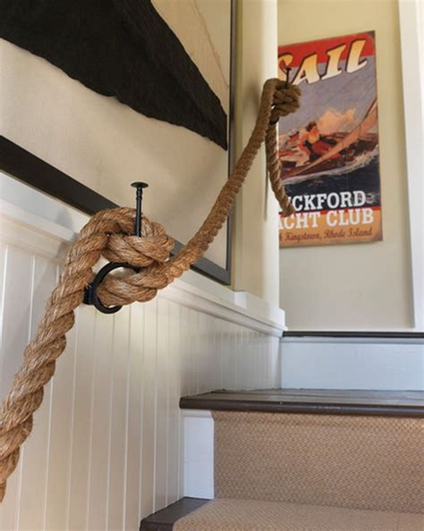 rope banisters for stairs 10 ingenious staircase railing ideas to spruce up your