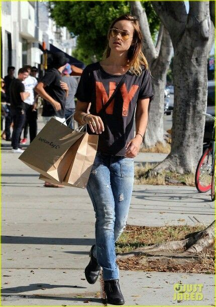 olivia wilde coffee run with paco 04 view image 39 best images about street style olivia wilde on