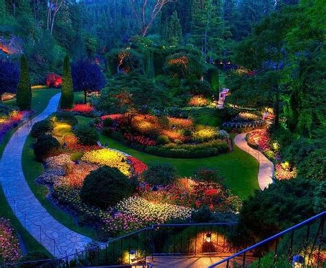 lights in garden garden lighting ideas and how to make them work