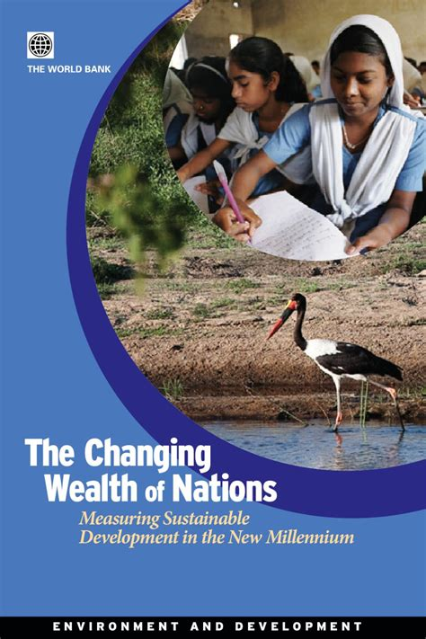 the changing wealth of nations measuring sustainable