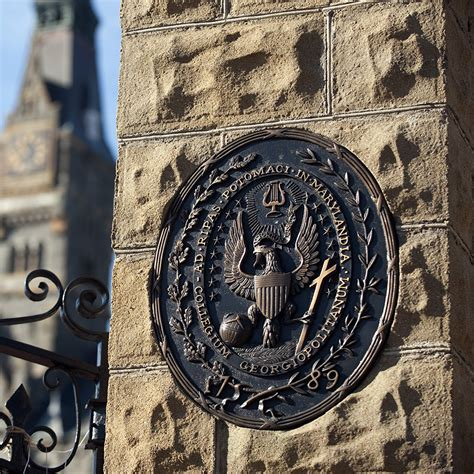 Georgetown Mba Evening Scholarship by Time And Evening Mba Admissions Mcdonough School Of