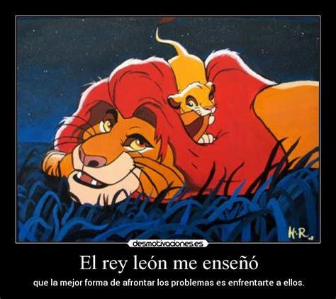 mensajes subliminales rey leon el rey le 243 n me ense 241 243 desmotivaciones