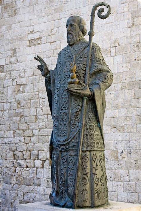 bishop st nicholas buried  bari italy kaiserslautern