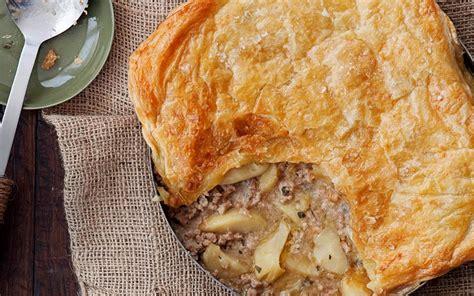 recipe kentish pork sage and apple pasty daily mail online pork apple parsnip and sage pie recipe food to love