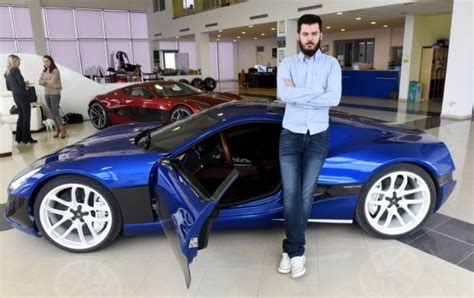 bmw electric supercar meet the croatian inventor the world s