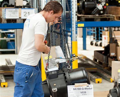 Bewerbung Industriemechaniker Starken fachkraft f 252 r lagerlogistik