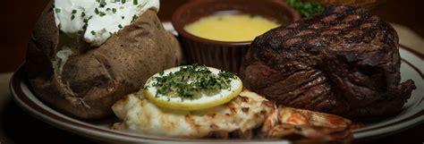 chuck s steak house menu chucks steak house a myrtle beach restaurant destination since 1979
