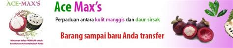 Ace Maxs Obat Wasir obat herbal wasir