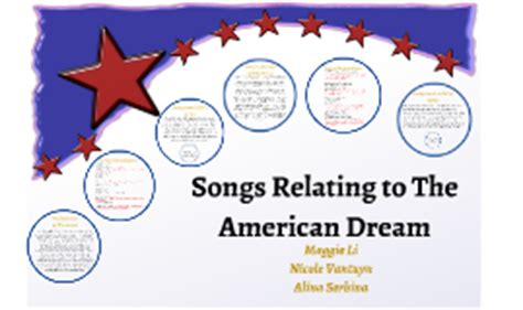 libro the american dream pop pop songs about the american dream by maggie li on prezi