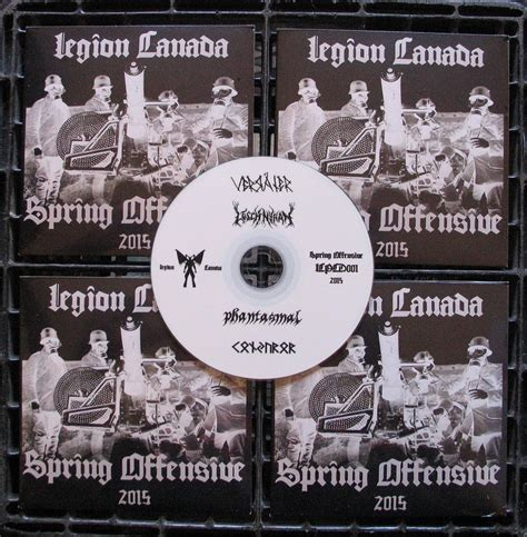 Free Records Canada Legion Canada Offensive 2015 Pomo Sler Free 183 Void Records 183