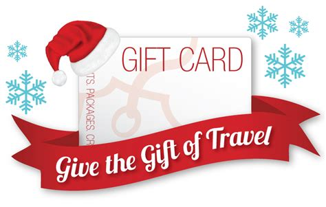 Vacation Gift Cards - travel gift cards travel gift certificates great gift ideas stocking stuffers