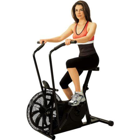 marcy air 1 fan exercise bike marcy classic fan bike mcpl 105 walmart com