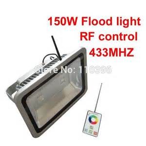 color changing flood lights rf remote 150w flood lights lighting led