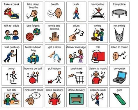 visual communication and design worksheets пронађено преко google а на домену pinterest com pecs