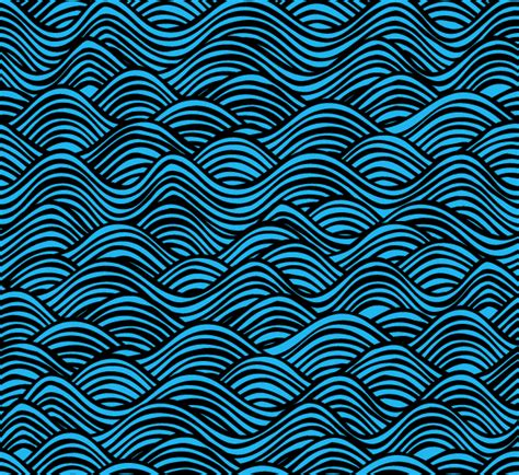 free pattern in vector water pattern vector free vector graphic 365psd com