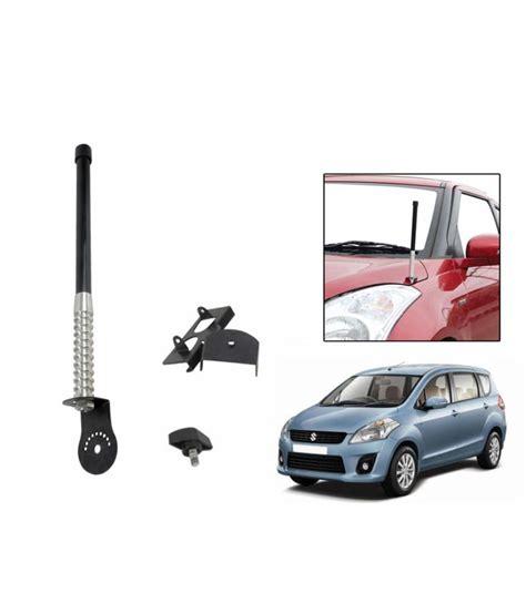 Antena Ertiga spedy front and rear stylish vip car antenna black maruti