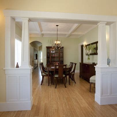 Half Wall Between Living Room And Foyer Pin By Gretchan Stelter On For The Home