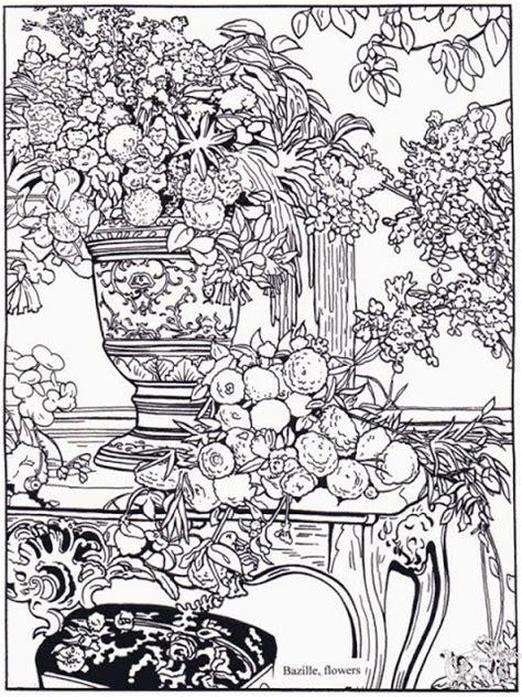 dibujos de cuadros famosos para colorear paginas para colorear de pinturas famosas opticanovosti