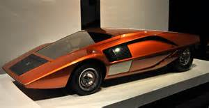 Lancia Zero The Lancia Stratos Zero One Of The Wedge Concept Cars Of