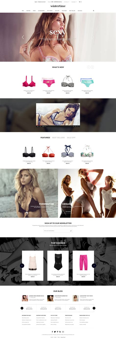 muse themes shopify responsive shopify theme wintertime by tvlgiao themeforest