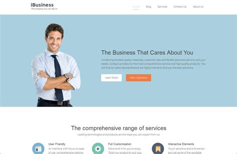 wordpress theme quickstep create a business website with wordpress with this quick 5