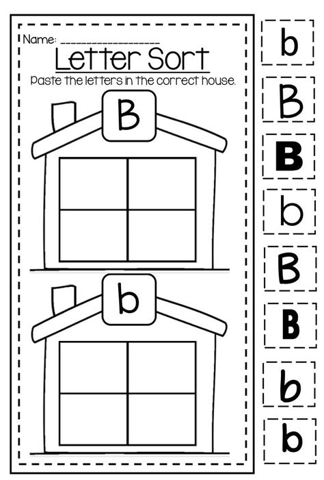 free printable preschool worksheets letter b the 25 best letter b ideas on pinterest letter b crafts
