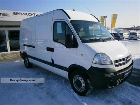 opel movano 2008 opel movano l2h2 2008 other vans trucks up to 7 photo and